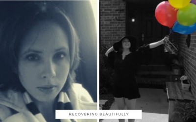 Recovering Beautifully – Megan's Story.