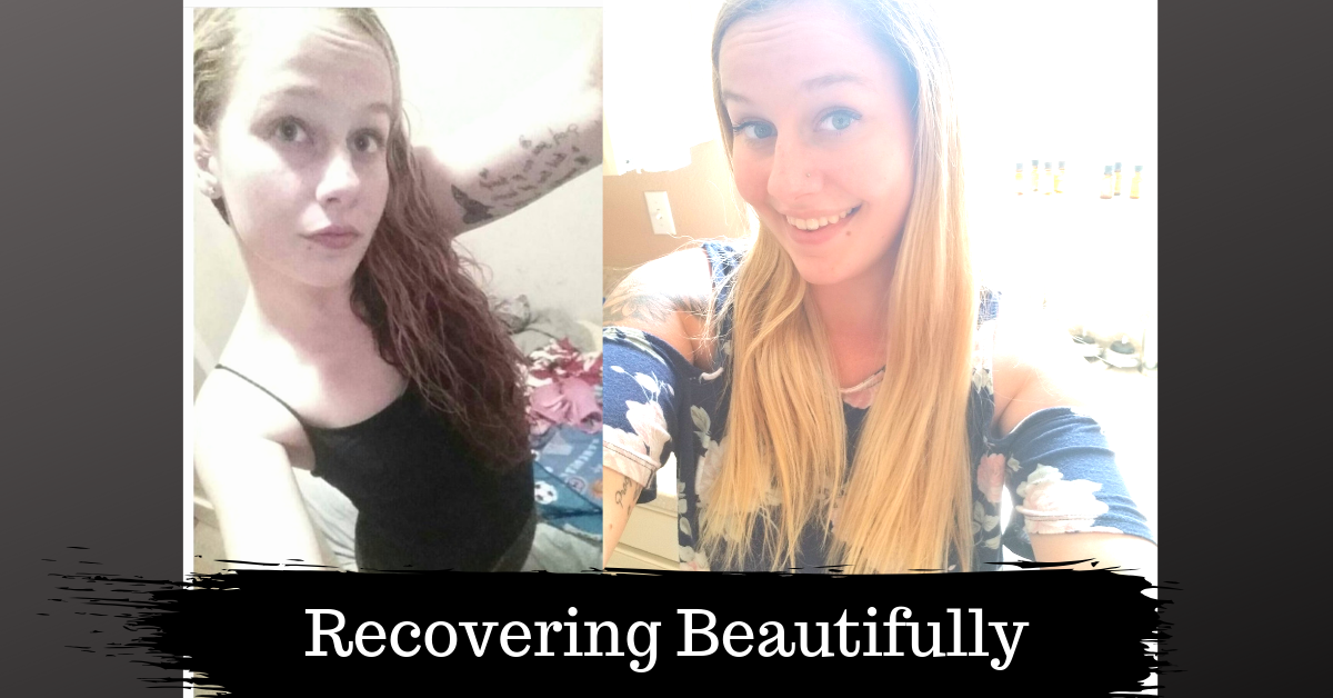 Bethany's Story, Recovering Beautifully.